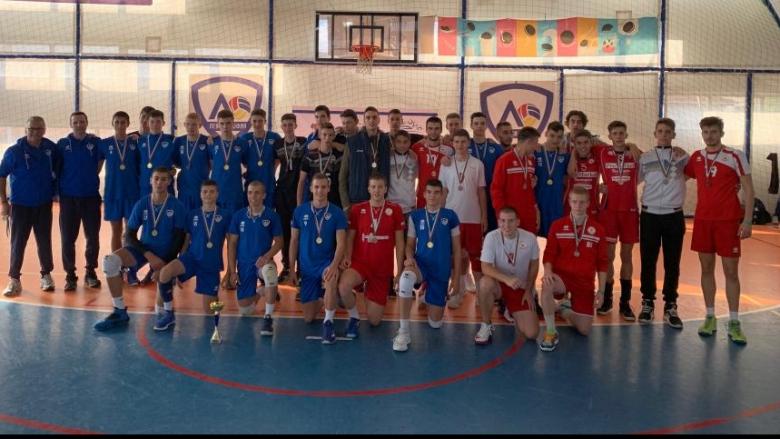 Левски спечели турнира ′Играй с Левски′ и при юношите