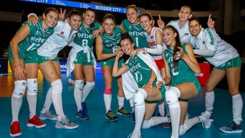 България ще организира финалите на Златната лига при жените