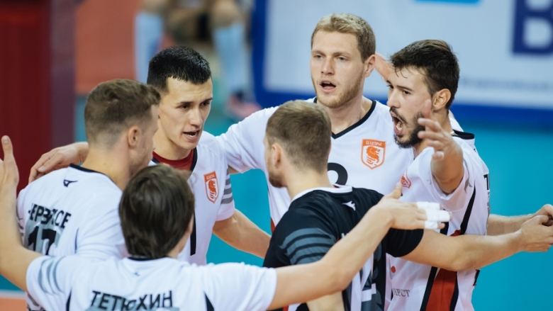 Розалин Пенчев дебютира с 11 точки за Белогорие в Купата на Русия