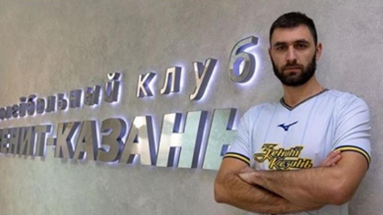 Цветан Соколов започна тренировки със Зенит (Казан)