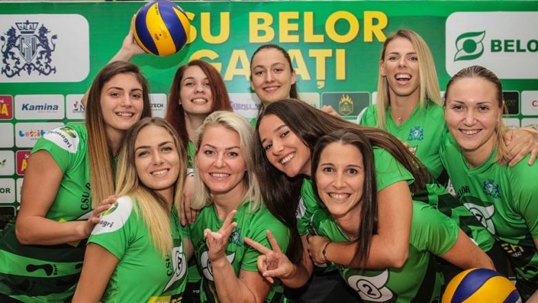 Борислава Съйкова и Белор с първа победа в Румъния