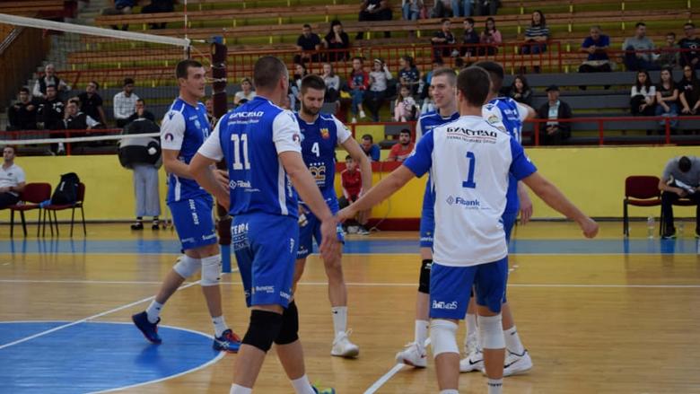 Волейболистите на Пирин спечелиха международен турнир в Македония