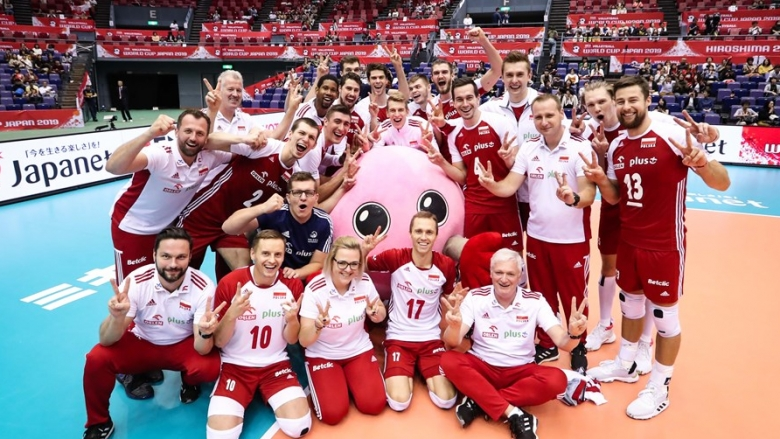 Полша разгроми Иран и е вицешампион в световната купа (видео)