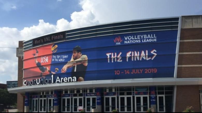 ФИВБ започва наддаване за домакин на финалите на Лигата на нациите догодина