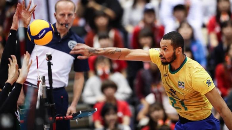 Бразилски национал MVP на световната купа