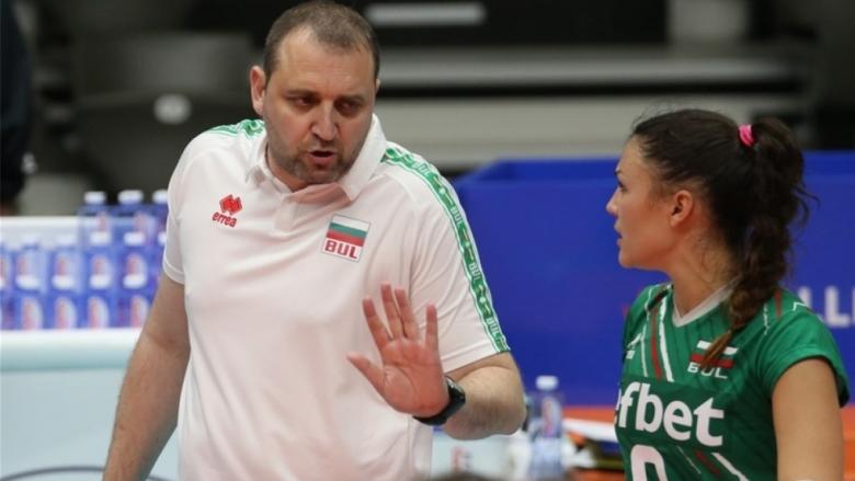 По искане на БФВ Иван Петков остава само селекционер на жените