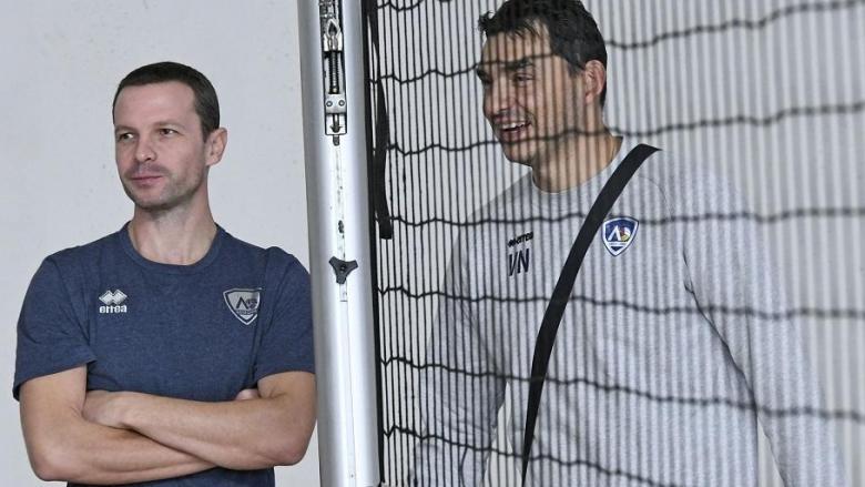 Рокада: Андрей Жеков заменя Владо Николов начело на мъжкия тим на Левски