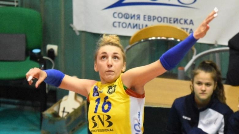 Александра Миланова: Мечтая за финали в Шампионската лига