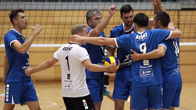 Осем българи един срещу друг във волейболно дерби в Люксембург