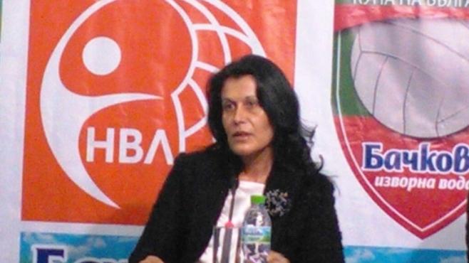Мина Николова: Бачково-изворна вода ще подпомага и подрастващите във волейбола (Видео)