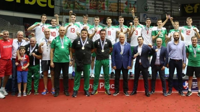 Страхотно! България оглави европейската ранглиста за юноши U17