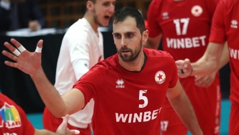 Австрийският шампион картотекира български волейболист за двубоите от ШЛ