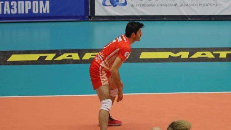 Тодор Скримов с първи успех в Русия