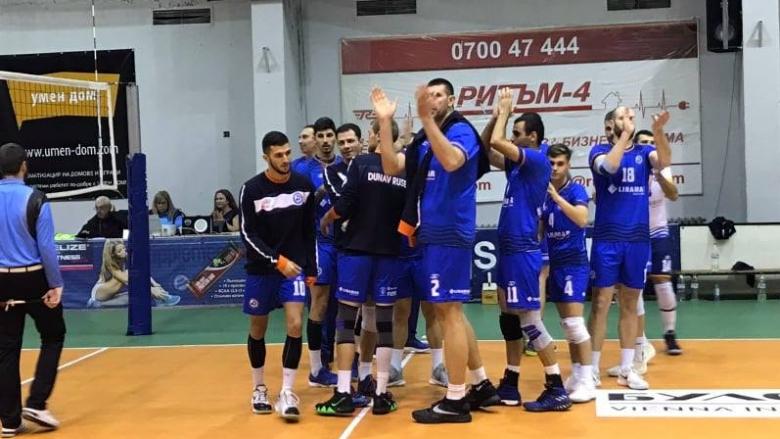 Дунав няма спирка, записа четвърта победа в Суперлигата