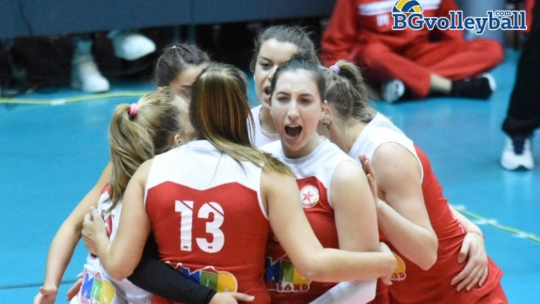 ЦСКА с експресна победа над Перун