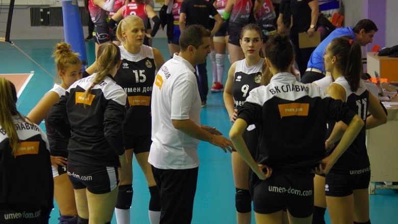 Иван Димитров: Целта пред Славия е да се развиват младите