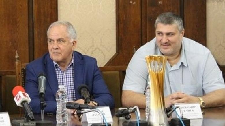 Данчо Лазаров и Любо Ганев заедно на визита в спортното министерство