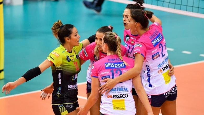 Елица Василева и Новара отстъпиха на немския вицешампион в ШЛ