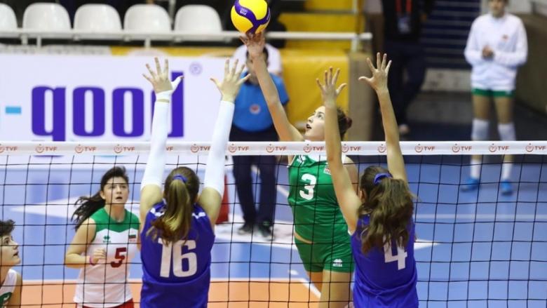 България U17 не успя да пребори Гърция