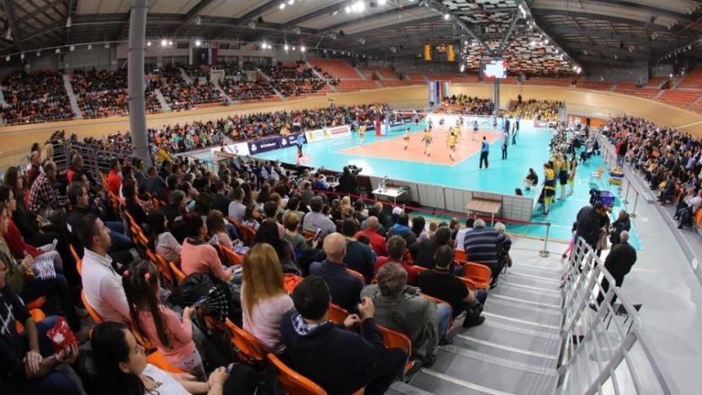 Марица - Динамо е вторият най-посетен мач в ШЛ тази седмица