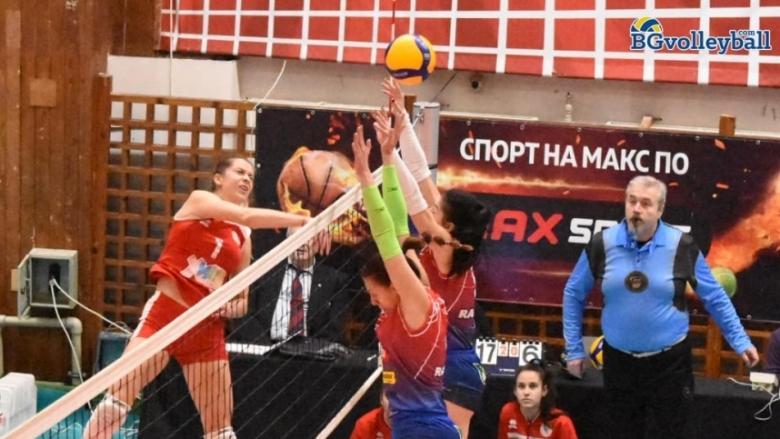 Фотогалерия от ЦСКА - Казанлък