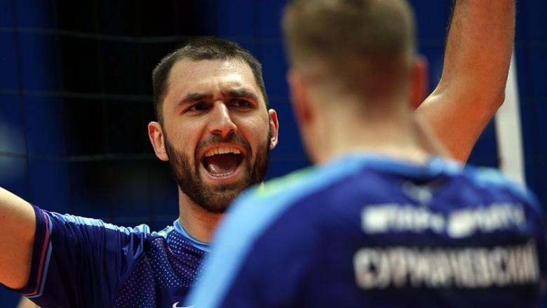 Цветан Соколов топреализатор с 19 точки, Зенит с шеста победа