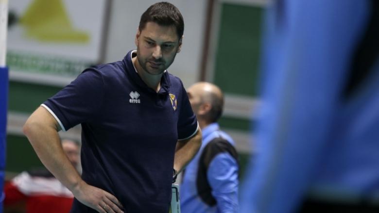 Атанас Петров: Няма да правим трагедии от загубата, трябва да изчистим играта си