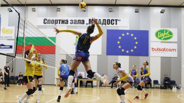 Марица с експресна победа над Раковски