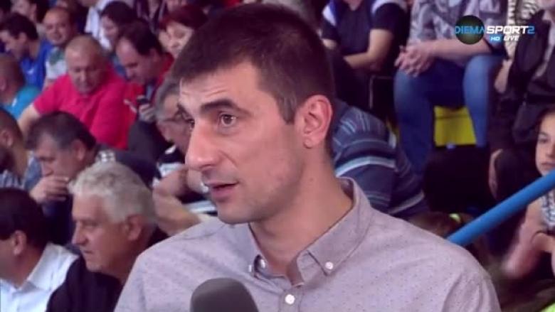 Петър Шопов застава начело на Добруджа 07