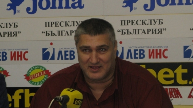 Любо Ганев: Нямам никакви проблеми с Данчо Лазаров