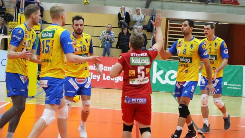 Иван Колев и Задруга с 12-а поредна победа в Австрия