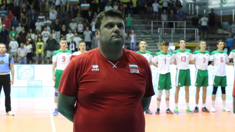 Двама от най-успешните национални селекционери при подрастващите подкрепят Борислав Кьосев