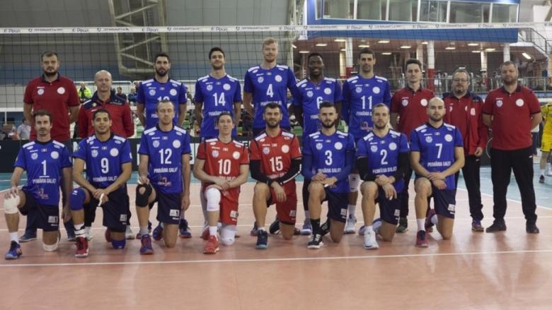 Красимир Георгиев и Аркада на 1/8-финал на Купата на ЦЕВ