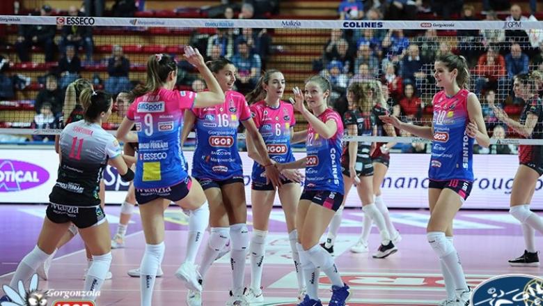 Елица Василева донесе осма победа на Новара