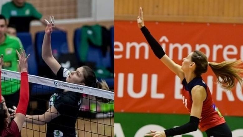Две българки в Идеалния отбор на румънския елит