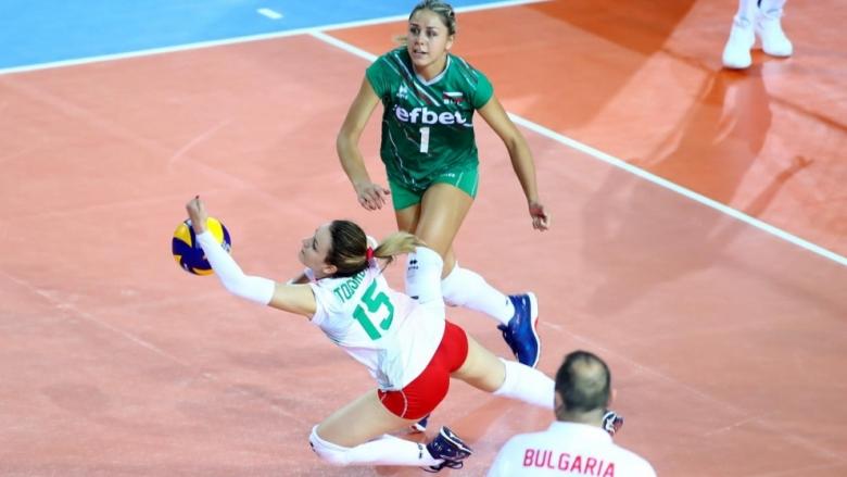 България завърши наравно с Хърватия в първата контрола