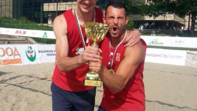 Маринов & Градинаров: Чувството от тази победа е неописуемо