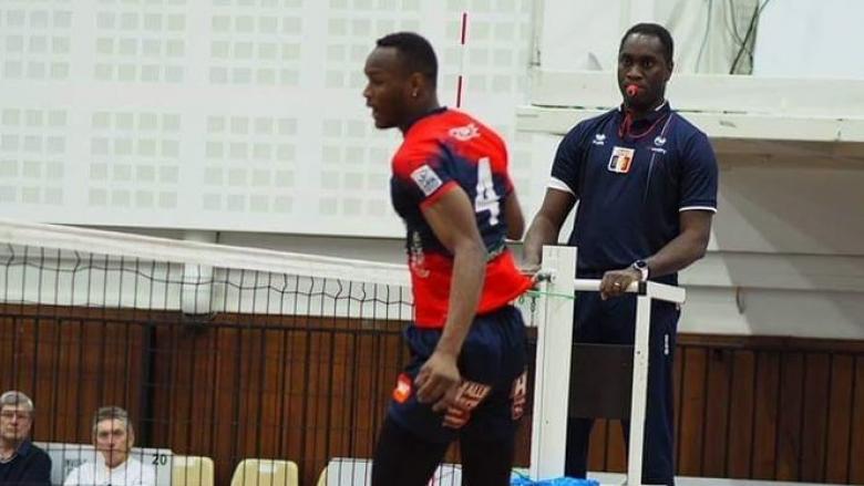 Африкански волейболист надмина Кристиано Роналдо по височина на скока