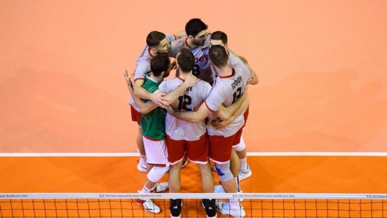 България срещу Германия в полуфиналите на олимпийската квалификация