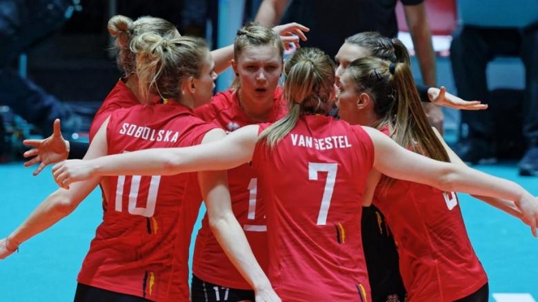 Белгия с първа победа в Апелдоорн