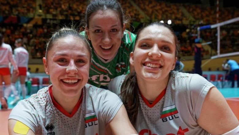Христина Русева: Хубаво е, че завършихме турнира с победа