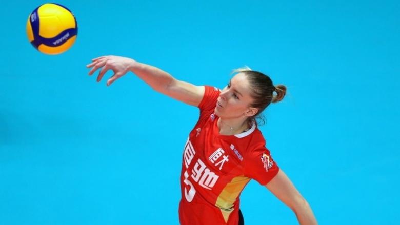 Добриана Рабаджиева с 28 точки, Гуанджоу завърши на четвърто място в Китай