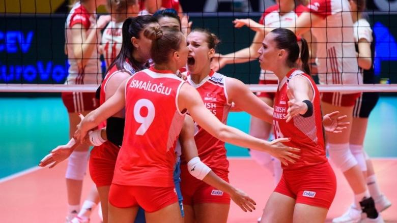 Турция и Германия ще спорят за олимпийската квота в Апелдоорн