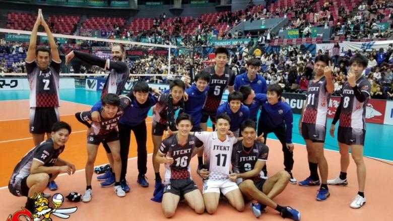 Казийски и ДжейТЕКТ сразиха шампиона на Япония