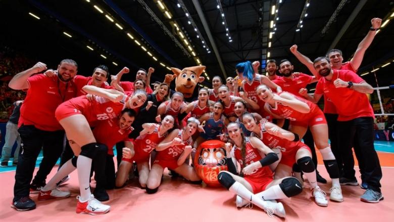 Турция спечели олимпийска квота за Токио 2020