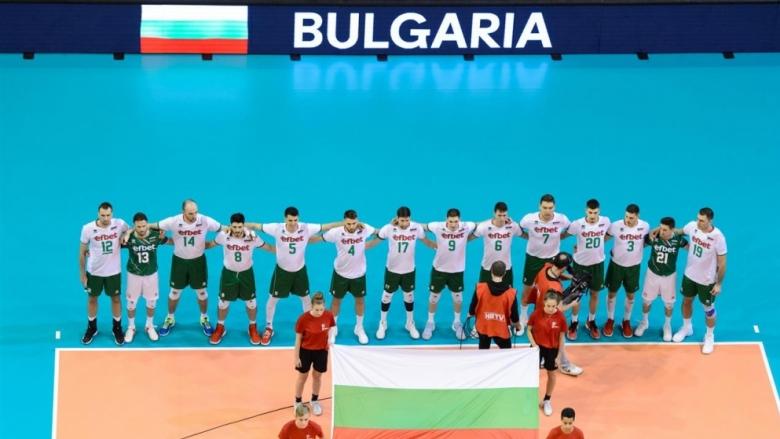 Волейболистите на България за европейска квалификация през лятото