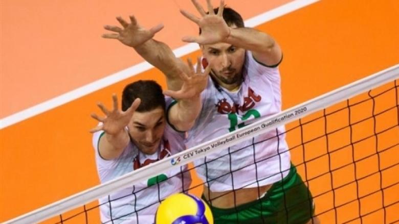 Виктор Йосифов блокировач №1 на олимпийската квалификация