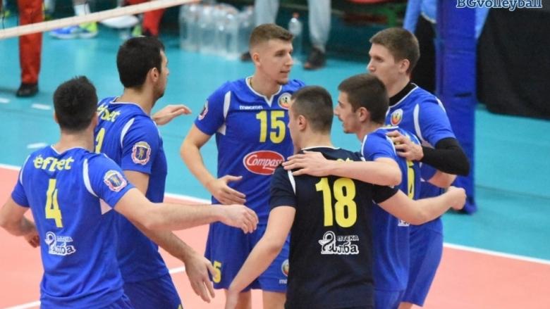 Монтана – първият полуфиналист за Купата на България