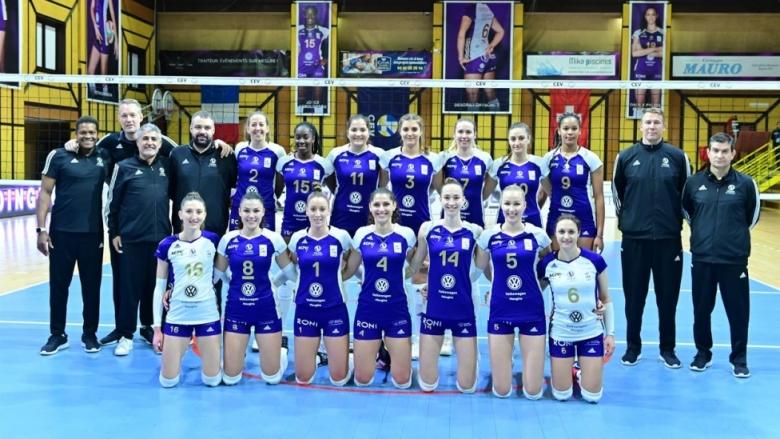 Янева и Баракова спечелиха българското дерби с Дошкова и Димитрова в Европа