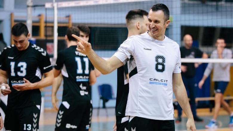 Боян Йорданов и Калцит със седми успех в МЕВЗА